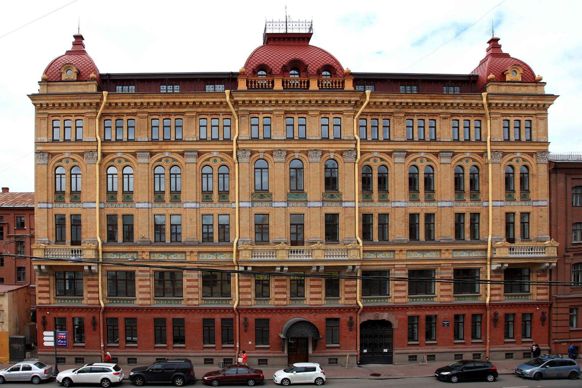 Реконструкция зданий памятников архитектуры