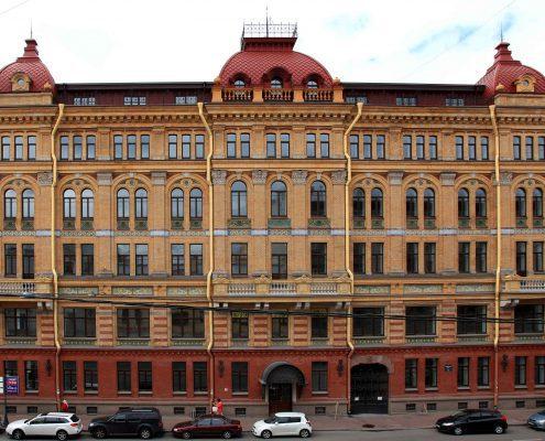 Бюро реконструкции СПб «Этаж»