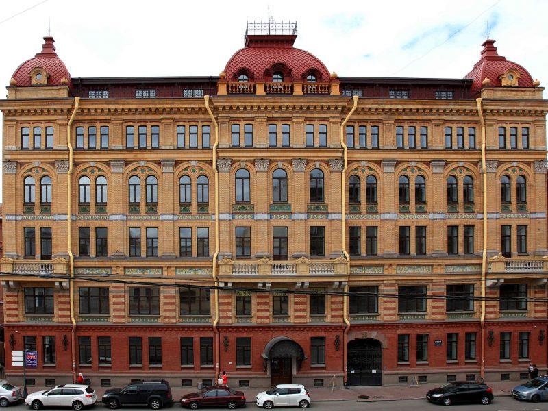 Реконструкция зданий и памятников архитектуры