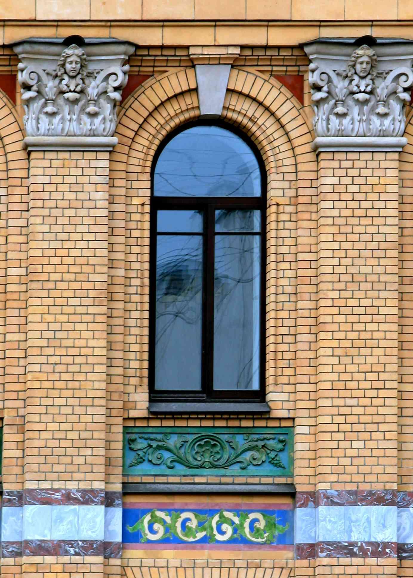 Реконструкция зданий памятников архитектуры 2
