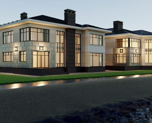 Загородный дом<br> в г.Новый Уренгой