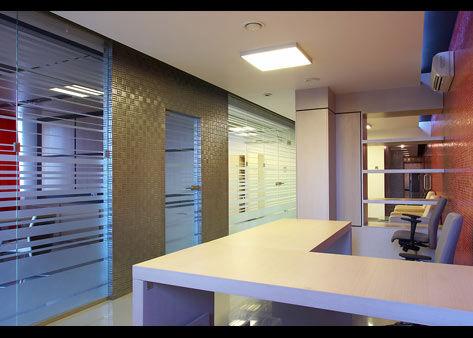 Офис представительства датской компании Saxosoft