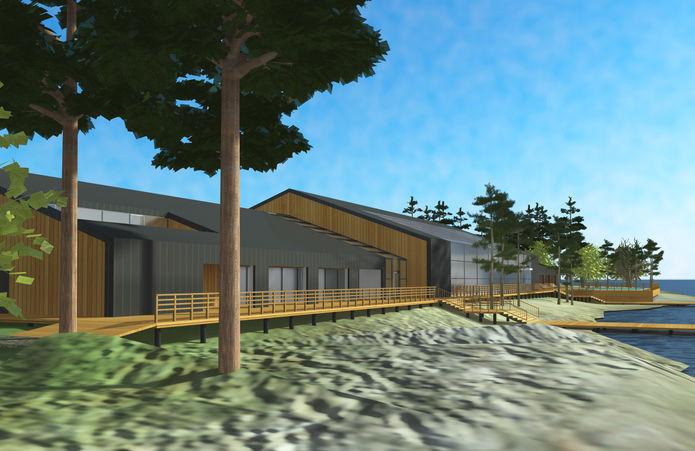 Оздоровительный центр Ruutsaari