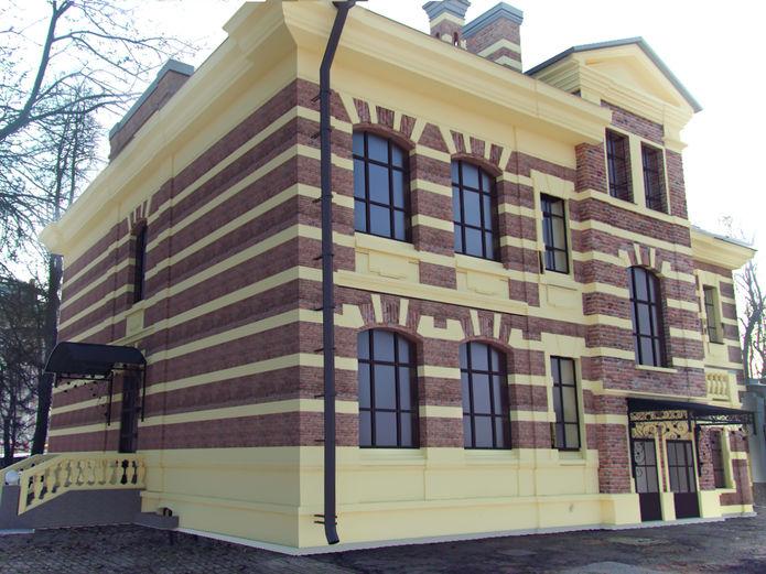Городской дом начальных училищ им.С.П.Боткина