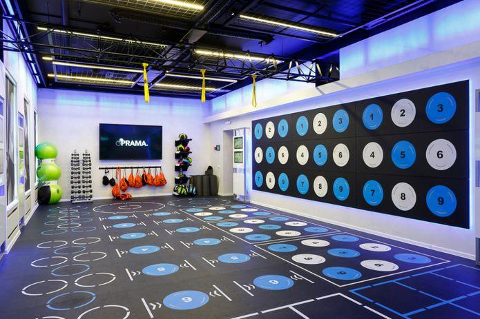 Фитнес центр Prama