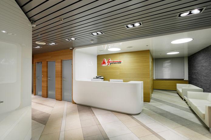 Офис компании «Гидравии»
