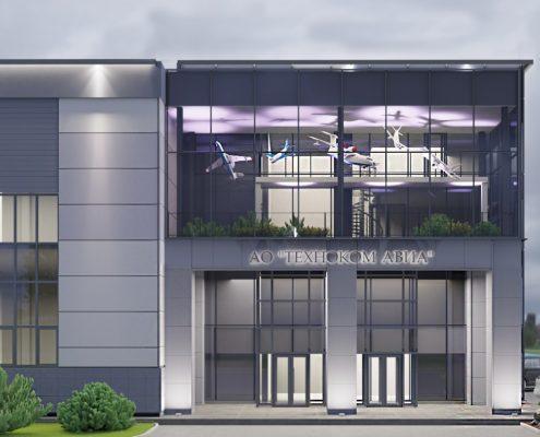 Научно-производственный комплекс АО Техноком Авиа