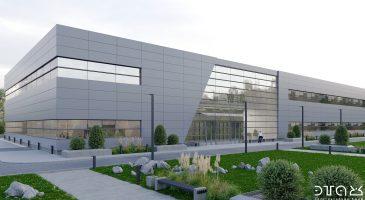 Административно-производственный комплекс ООО НПП «Лазерные системы