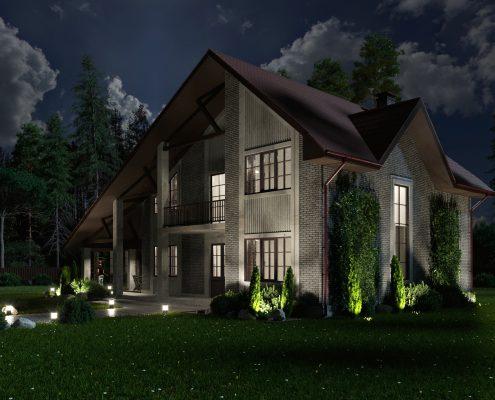 Частный дом в г. Всеволожск